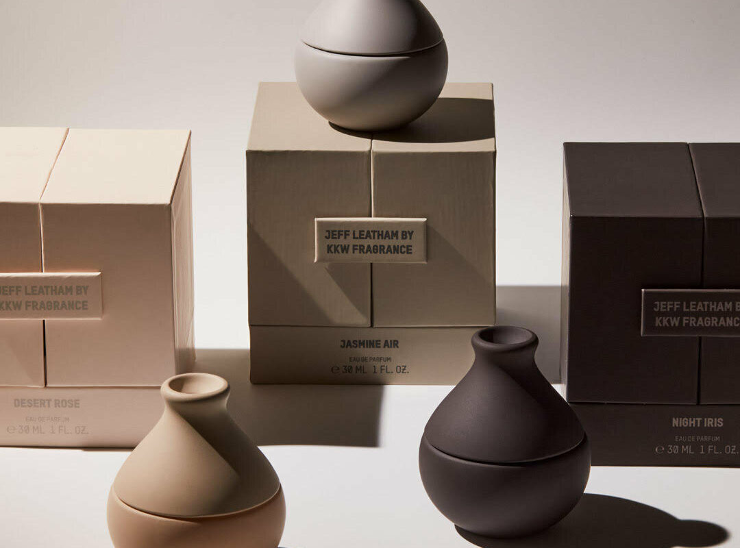 KKW FRAGRANCE LAUNCHES THREE NEW UNFORGETTABLE FRAGRANCES IN COLLABORATION WITH CELEBRITY FLORAL DESIGNER, JEFF LEATHAM