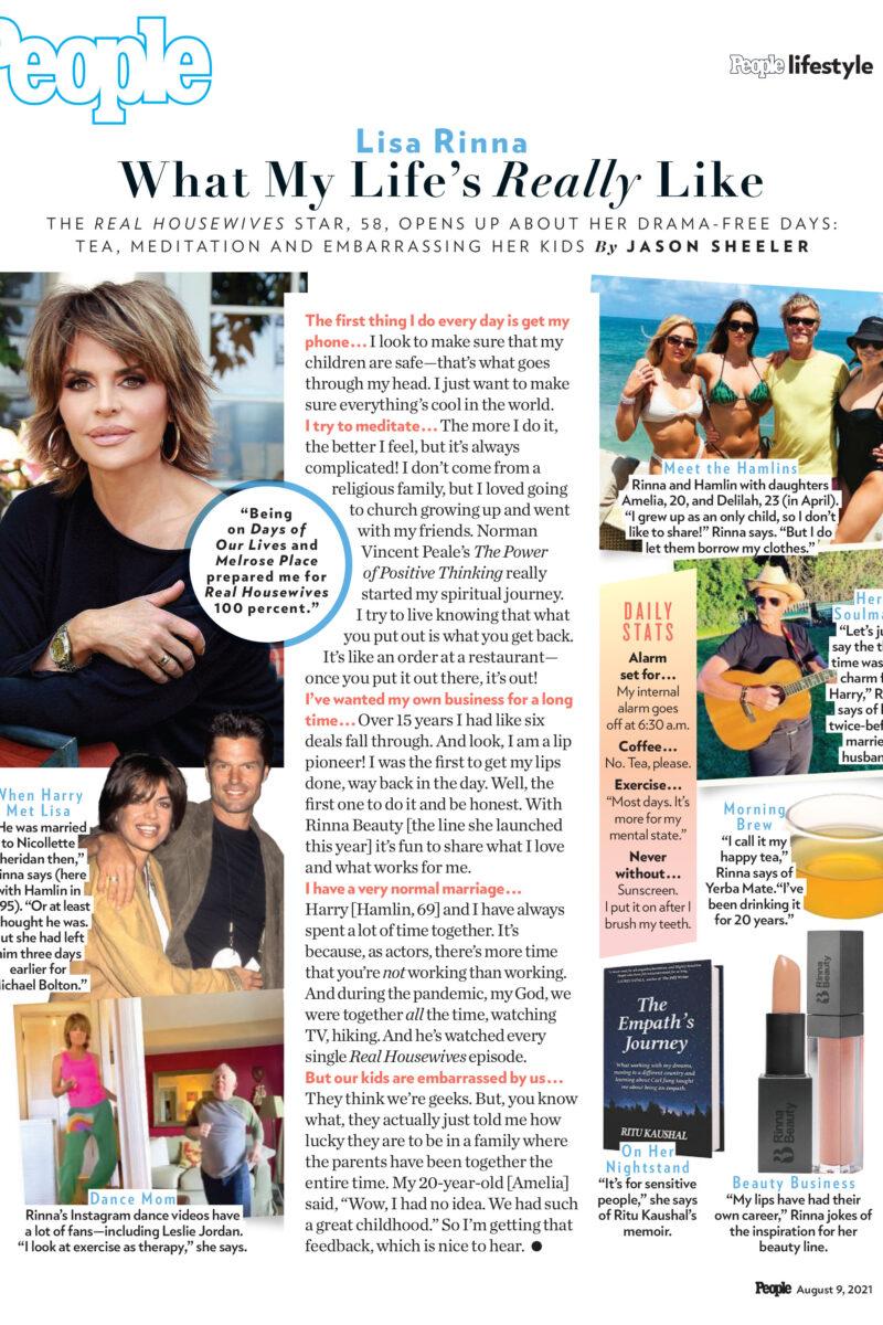 people magazine lisa