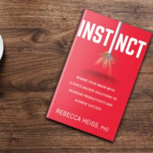 instinct book on