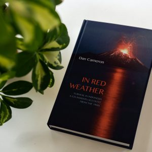 in red weather